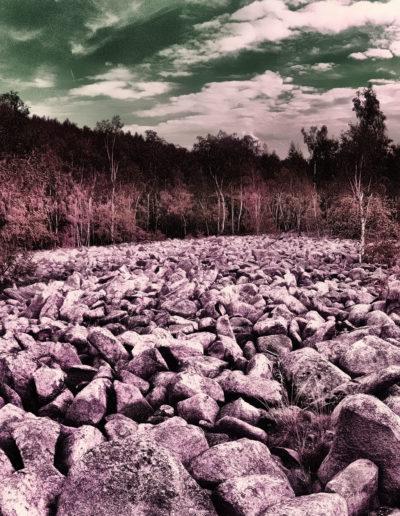 """""""Dripping water under stones"""""""
