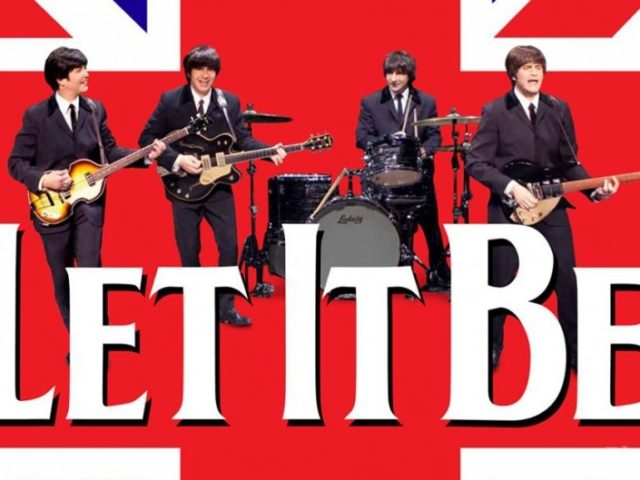 Let it be – Beatles COVER